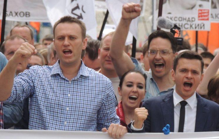 UK's Johnson Reprises Skripal Saga for Navalny 'Poisoning'