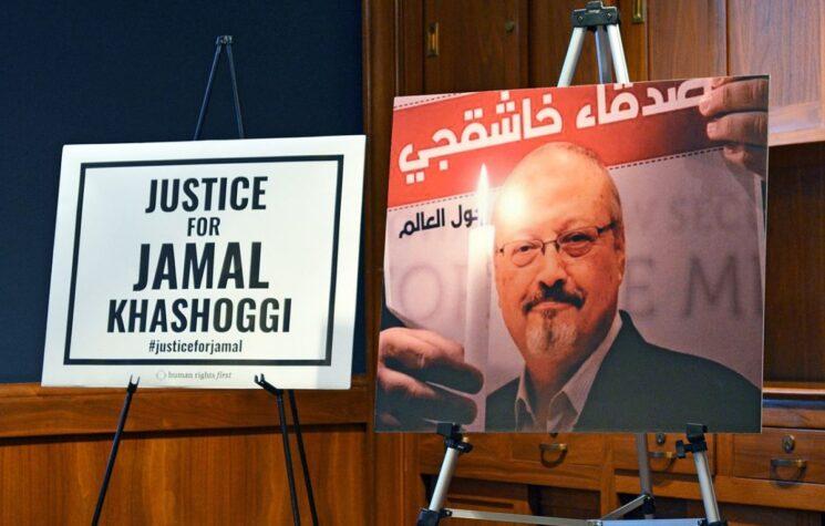 Trump Boasts That He 'Saved' Mohammed bin Salman After the Khashoggi Murder