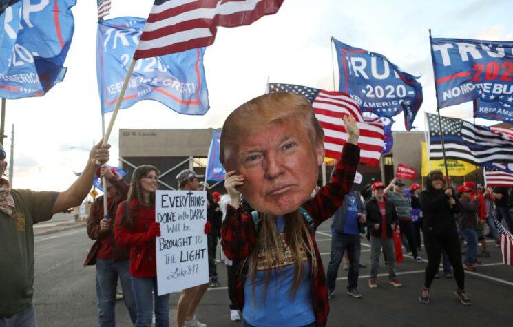 Trump Doubles Down on Coup D'État