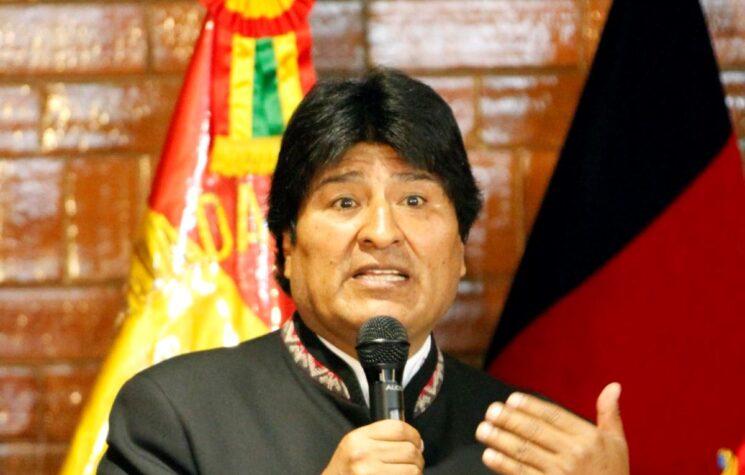 A Hero's Welcome: Inside Evo Morales' Triumphant Return Tour