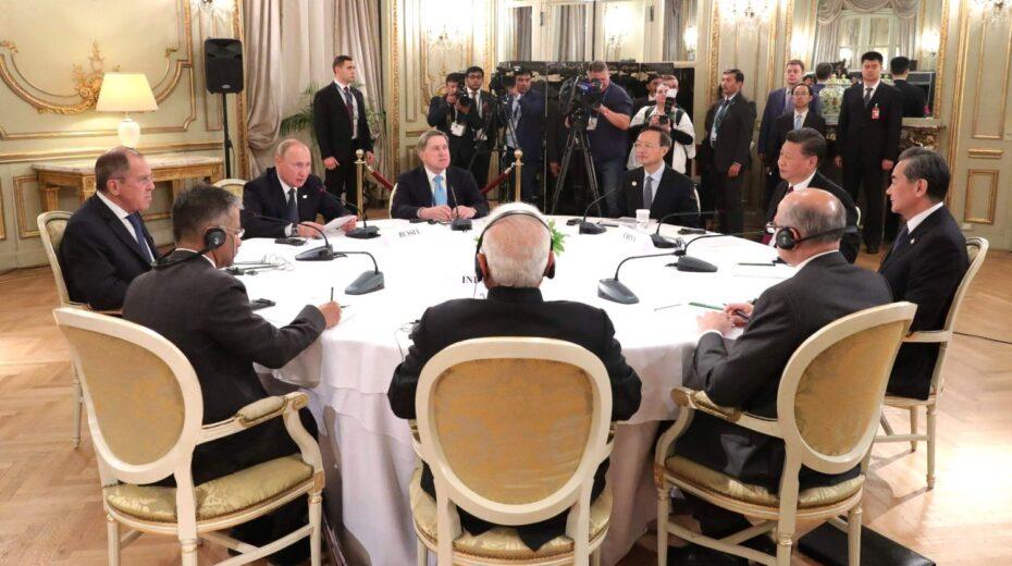 Hat Russland tatsächlich einen Vorteil im Kampf um Multipolarität?