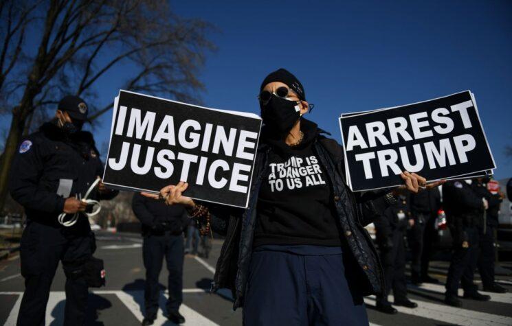 A Domestic Terrorism Law? War on Dissent Will Proceed Full Speed Ahead