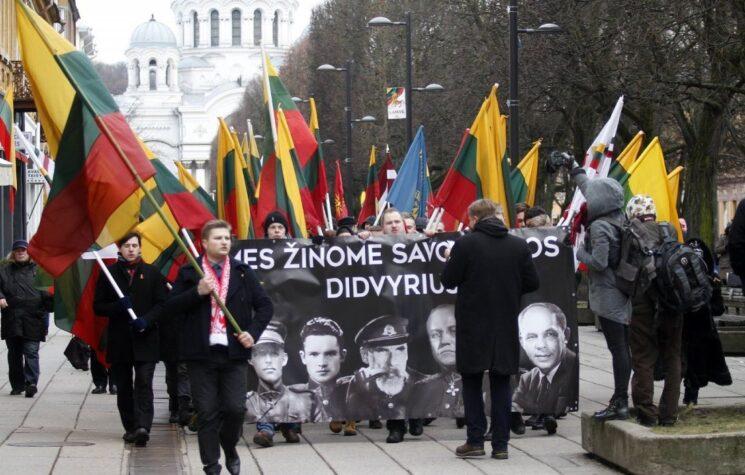 Lithuania Promotes a False Holocaust Narrative