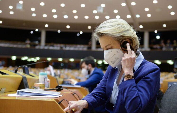 EU Vaccine Chaos: Go Now, Ursula. Just Go Now
