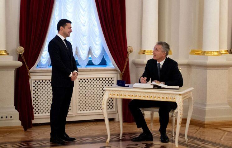 NATO's Road To Perdition With Ukraine
