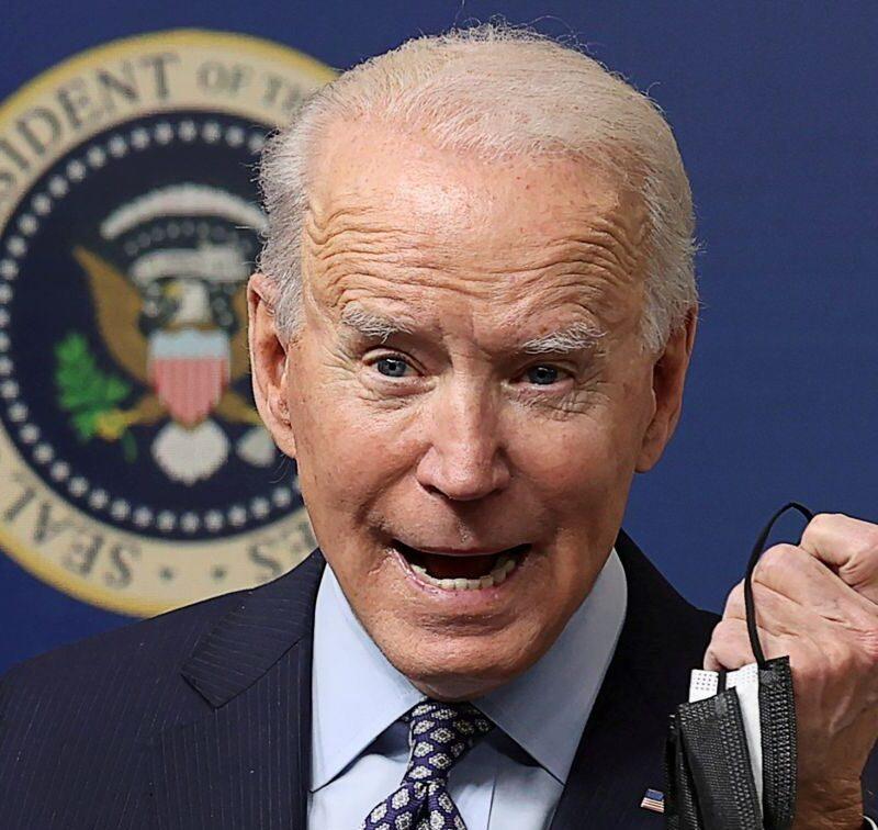 Biden Administers a Vaccine Shot to NATO