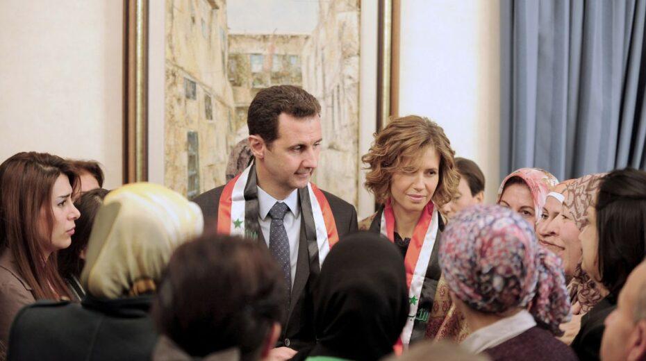 Die Bedrohung der First Lady Syriens zeigt die Verkommenheit der NATO
