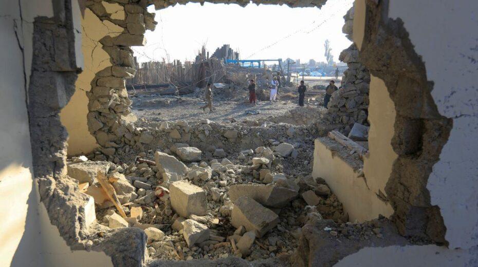 Hoher US-Beamter räumt ein, dass Washington 143 Milliarden Dollar ausgegeben hat, um seine eigene Regierung in Afghanistan zu zerstören
