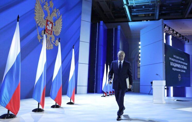 Russia, Russia, Ever Failing