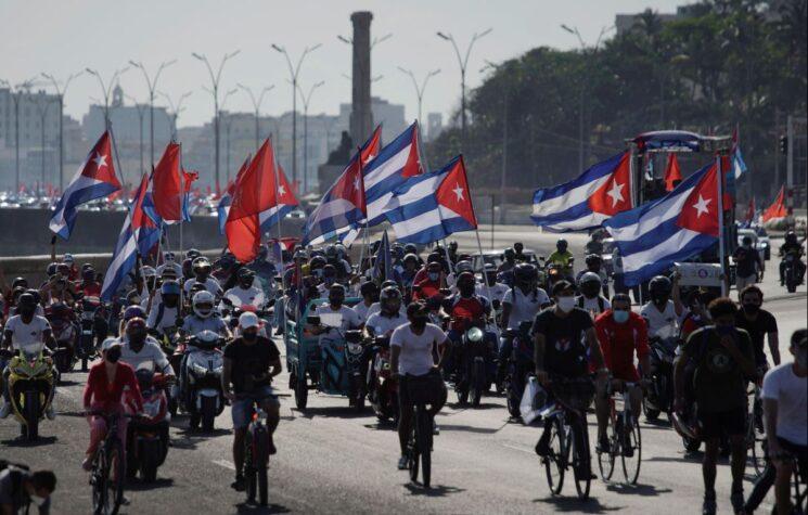 Washington Sanctions Cuba. Why Not Saudi Arabia?