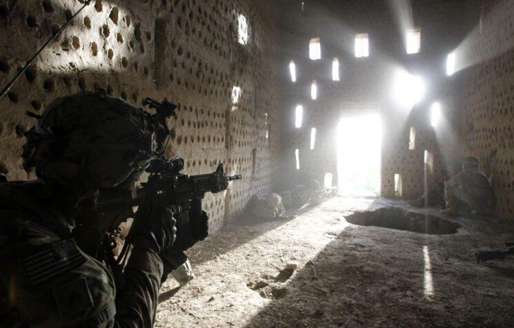 Australia Buries Afghan War Crimes, Toes U.S. Hostile Line on China