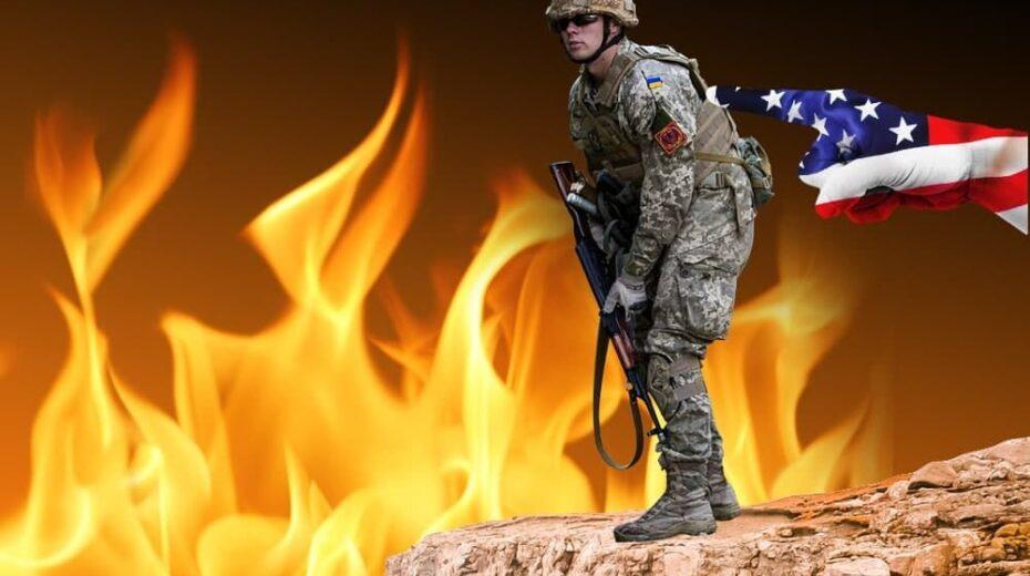 Die NATO beendet den Krieg in der Ukraine wie ein Brandstifter, der das Feuer löscht