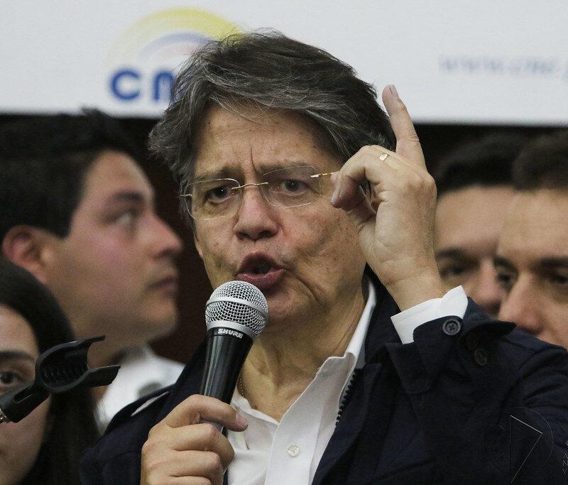 Ecuadorean Millionaire Wins Presidential Election: U.S. Gains; The Poor Lose
