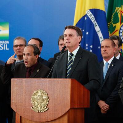 'Pacification' – the Euphemism for Brazil's Dictatorship Under Bolsonaro