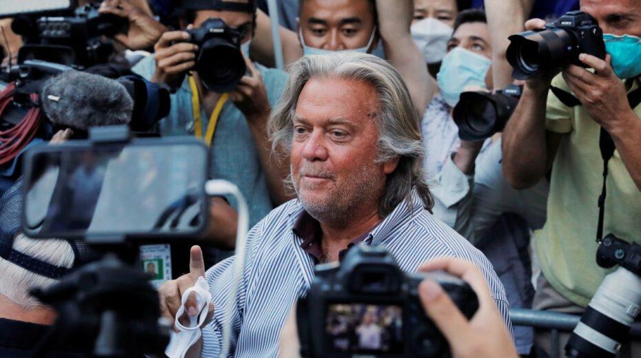 Lügen ist ihr Geschäft: U.S. Propaganda gegen China – Die Steve Bannon Verbindung