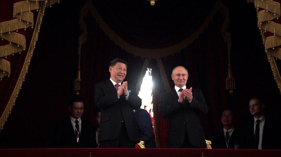 Russland und China halten die auf Regeln basierende Ordnung aufrecht – trotz der westlichen Schurkerei