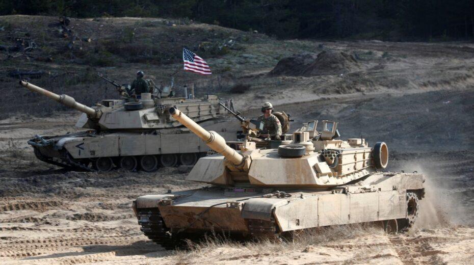 Die militärische Schlinge der NATO um die Grenzen Russlands wird immer enger gezogen