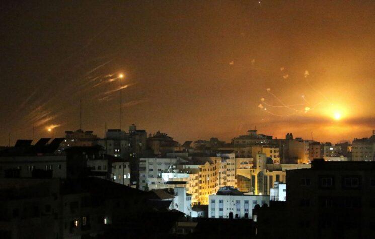 The 'Missile Intifada' Brings an Era Crashing Down