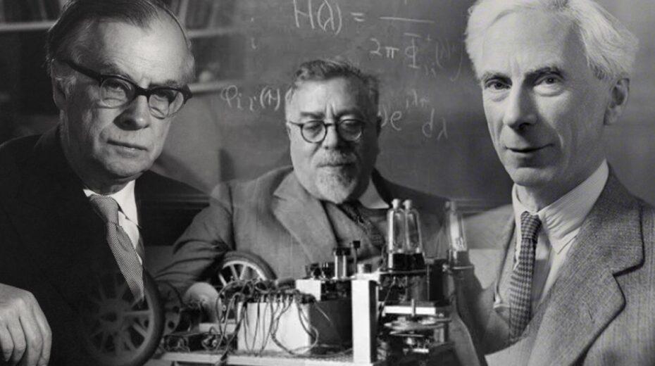 Von Russell und Hilbert zu Wiener und Harari: Die verstörenden Ursprünge von Kybernetik und Transhumanismus