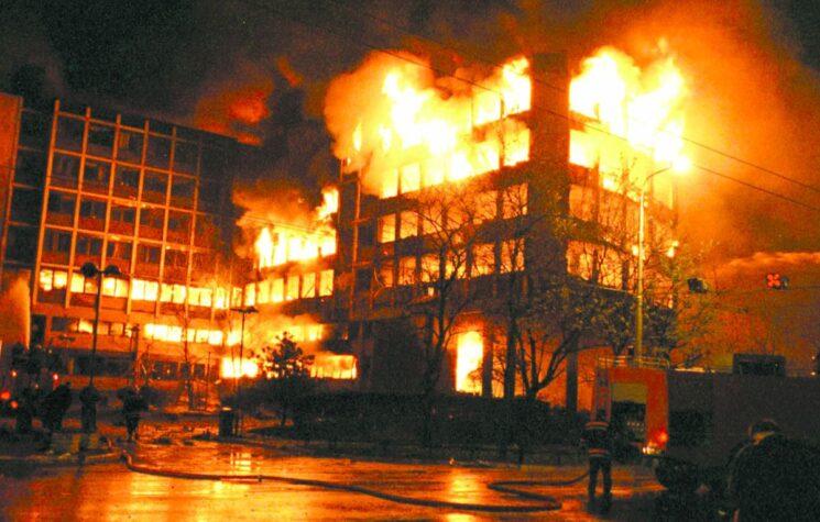 NATO's War Against Yugoslavia: the Ghost That Still Haunts Europe