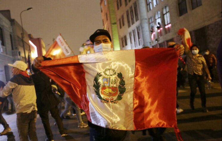Peru's New President, Socialist-Worker Pedro Castillo: Right-Wing Contesting