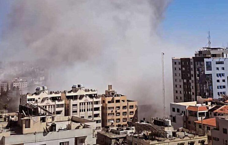 Gaza's Summer: Destruction, Pandemic & Climate Change