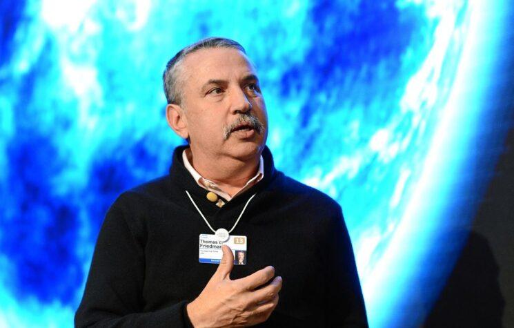 Thomas Friedman's last gasp