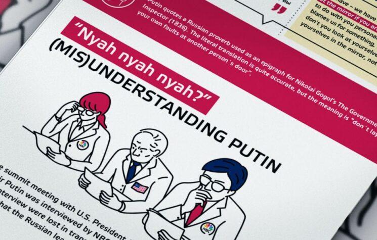 """Nyah nyah nyah?"" (Mis)understanding Putin"