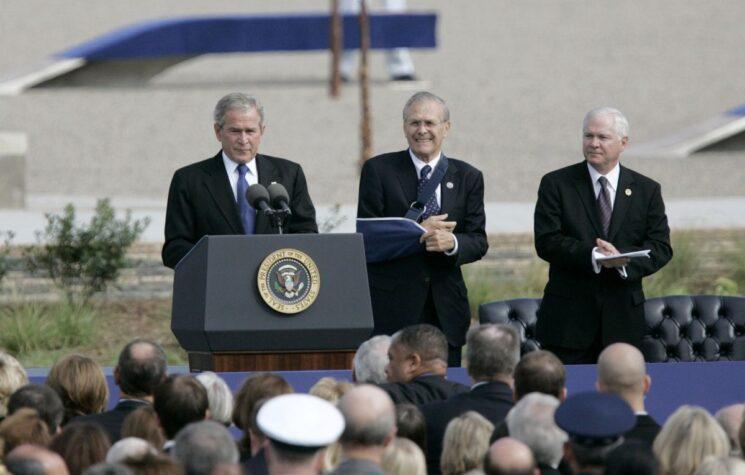 Was Donald Rumsfeld Guilty of 'Dereliction of Duty' as Pentagon Chief on 9/11?
