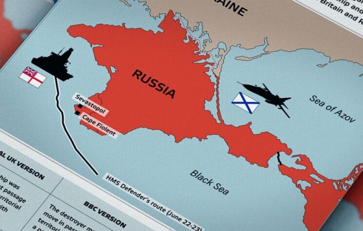 What Happened in the Black Sea Off Crimea?