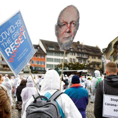 Klaus Schwab the Humanist versus Klaus Schwab the Terrorist