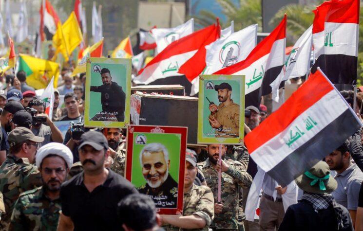Bomber Joe Biden Strikes Iraq and Syria: Retaliation Breeds More Incidents