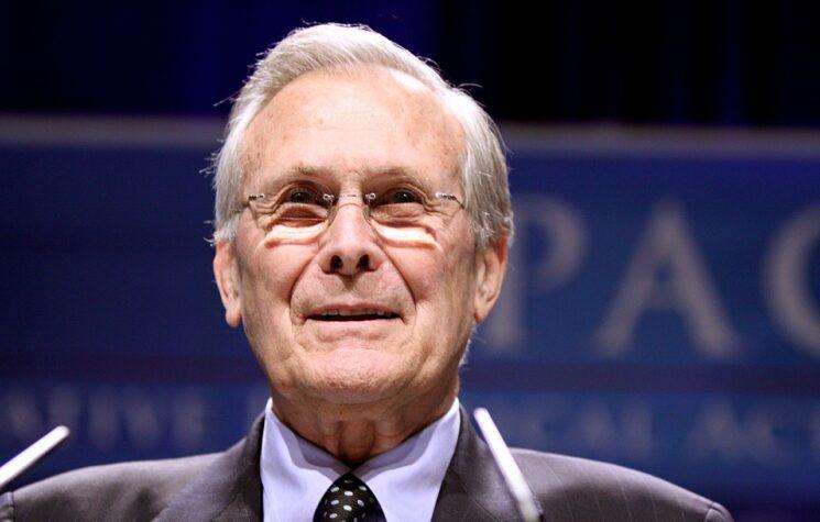 Rumsfeld's Legacy of Torture in U.S. Imperialist History