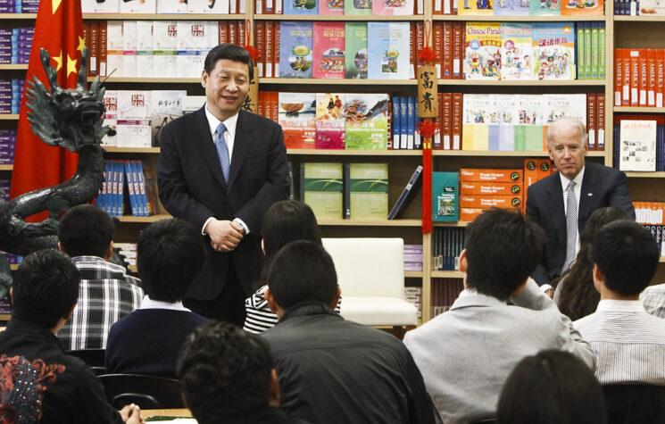 Biden-Xi Summit Coming Into View