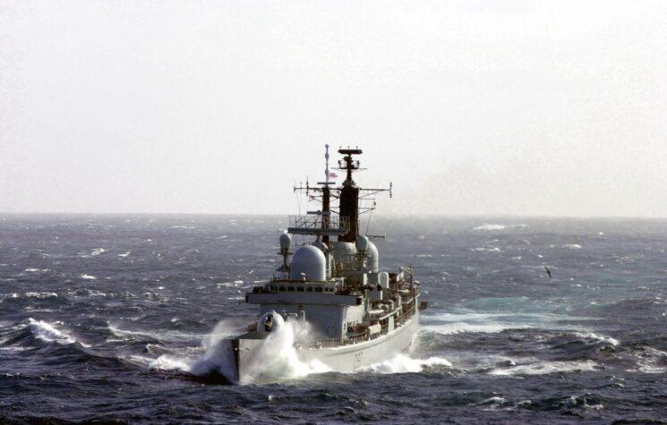 'Rule Britannia, Britannia Rule the Waves…'
