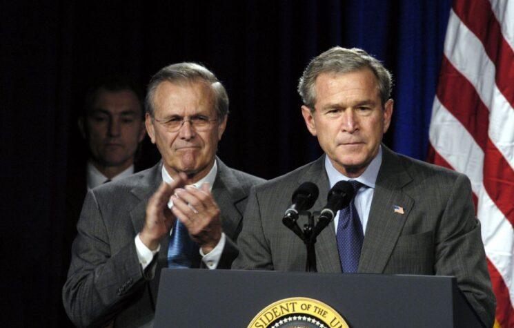 Into the Quagmire with Donald Rumsfeld