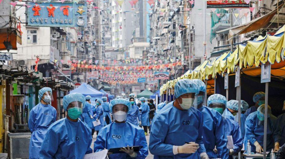 Washington würde lieber China verleumden, als eine ehrliche wissenschaftliche und offene Untersuchung über den Ursprung der Pandemie durchzuführen