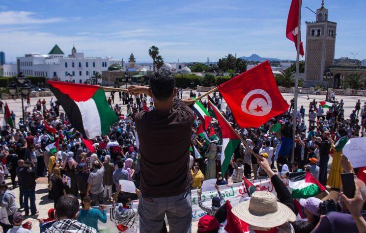 Counter-Revolution Strikes Tunisia