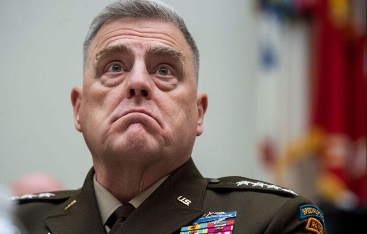 Reason Not Treason… General Pulled Rank on Trump to Avoid China War