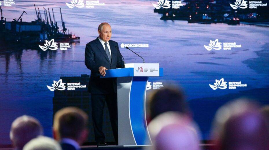 Das östliche Wirtschaftsforum treibt eine große Strategie der Win-Win-Kooperation voran