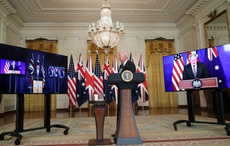 AUKUS Expedites the Coming EU Army & NATO's Irrelevance