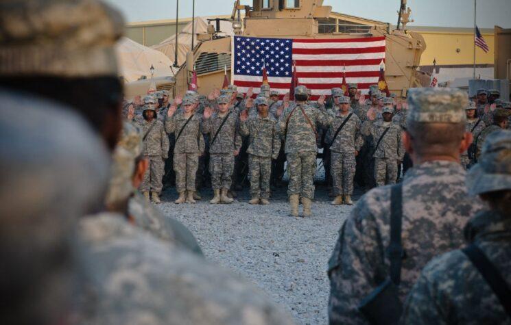 No, 'The Longest War' in U.S. History Is Not Over
