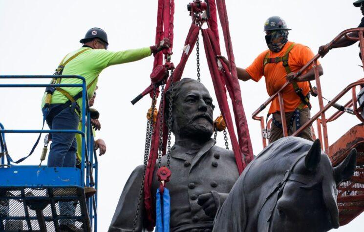 Robert E. Lee Has Been Taken Down. Is the Rest of America Next?