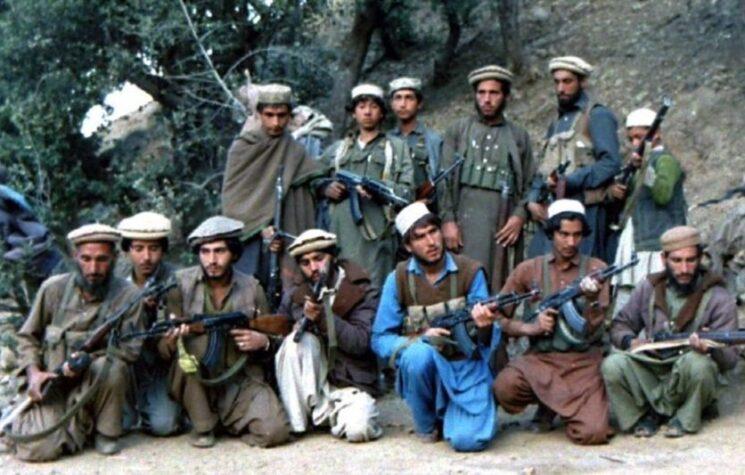 How the U.S. Trained the Afghan Mujahideen to Produce War Propaganda