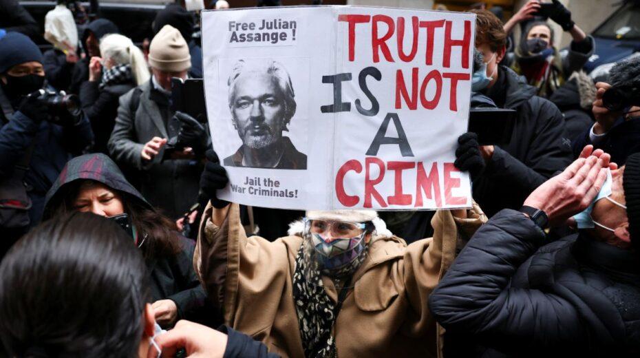 Julian Assange zum Schweigen bringen: Warum ein Gerichtsverfahren, wenn man ihn einfach töten kann?
