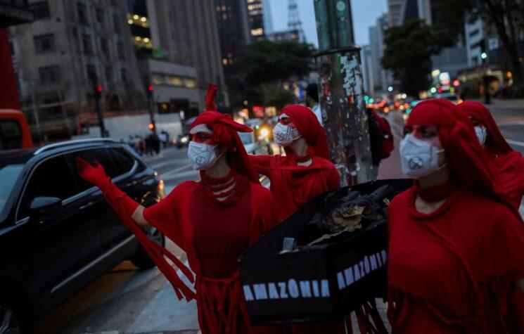 Violence against environmental activists escalates alongside political impunity